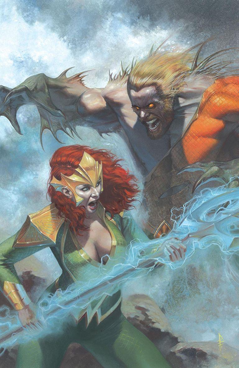 Aquaman #41 (Cover A Ricardo Federici)