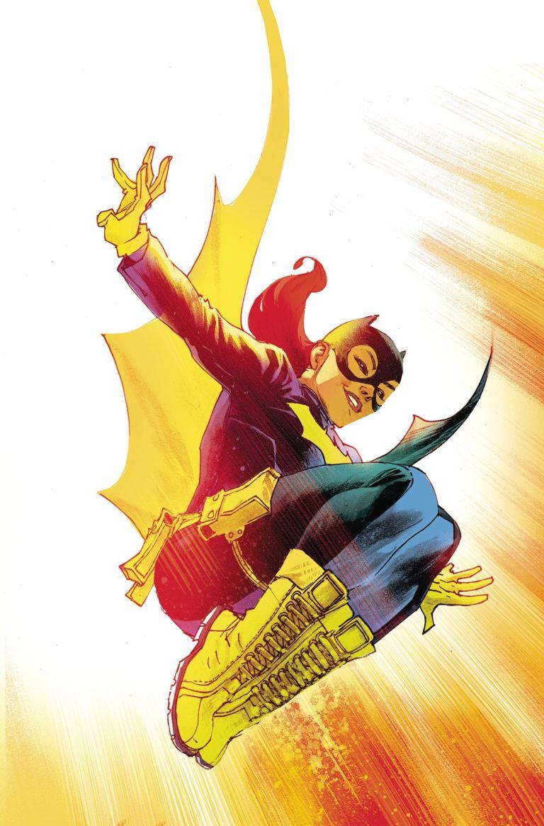 Batgirl #25 (Cover A Rafael Albuquerque)