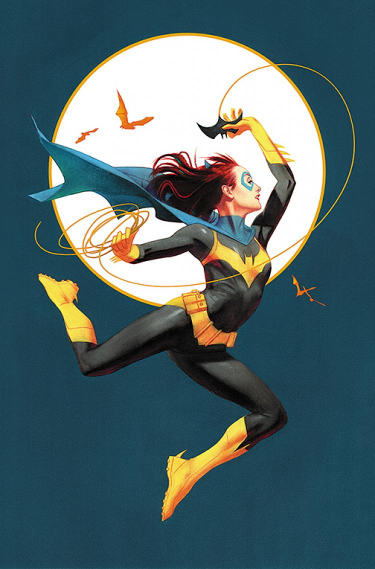 Batgirl #27 (Cover B Joshua Middleton)