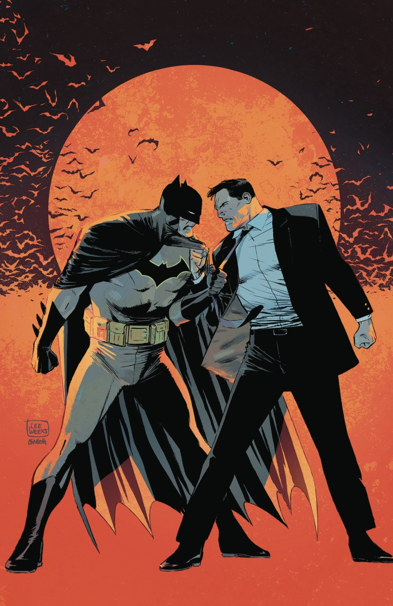 Batman #52 (Cover A Lee Weeks)