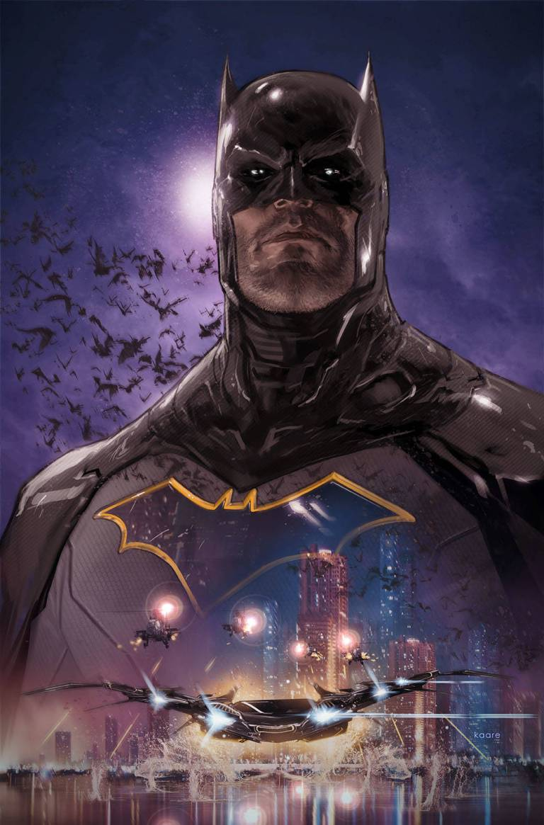 Batman #53 (Cover B Kaare Andrews)