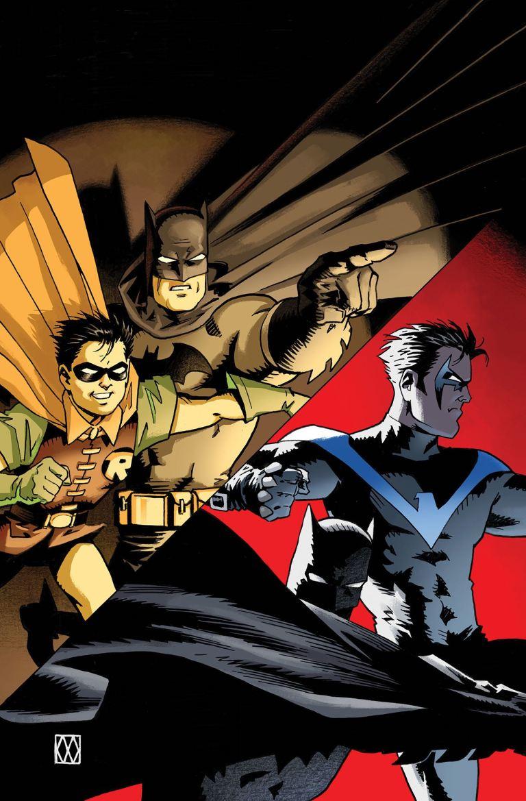 Batman #54 (Cover A Matt Wagner)
