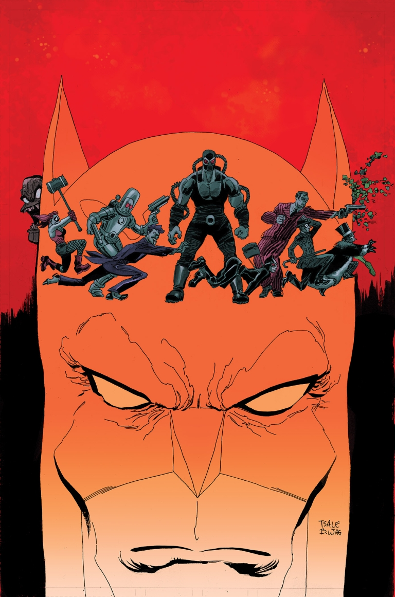 Batman #54 (Cover B Tim Sale)