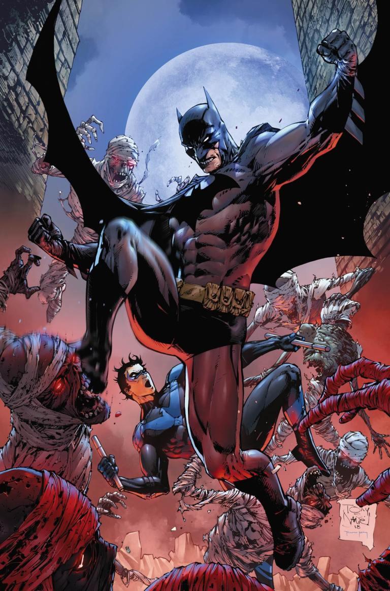 Batman #55 (Cover A Tony S. Daniel)