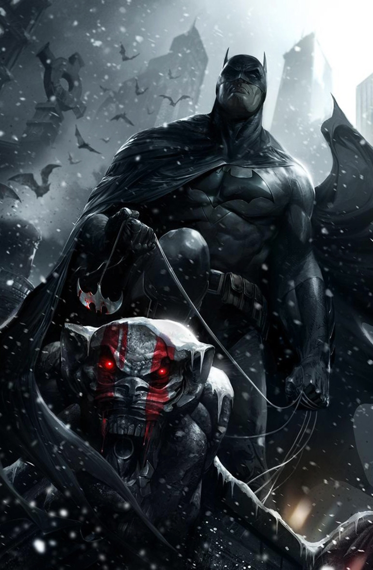 Batman #55 (Cover B Francesco Mattina)