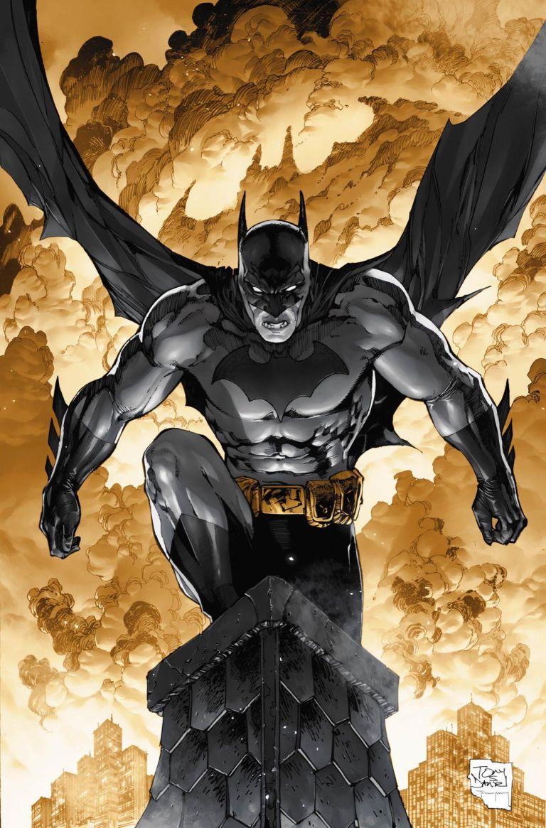 Batman #56 (Cover A Tony S. Daniel)