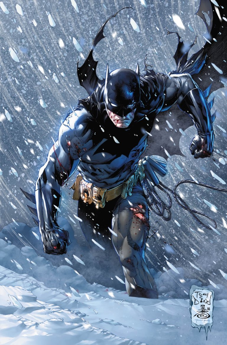 Batman #57 (Cover A Tony S. Daniel)