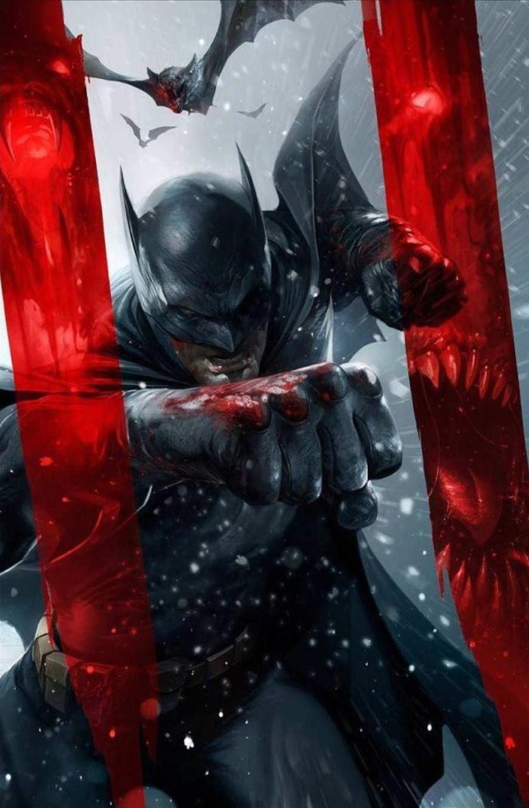 Batman #57 (Cover B Francesco Mattina)