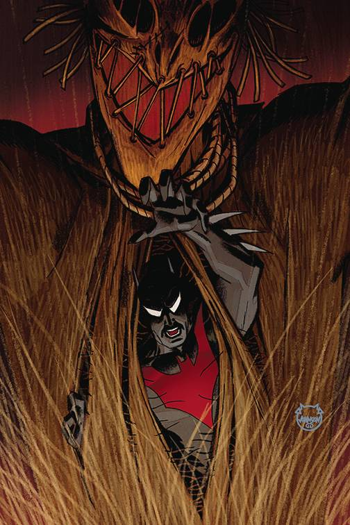 Batman Beyond #23 (Cover B Dave Johnson)