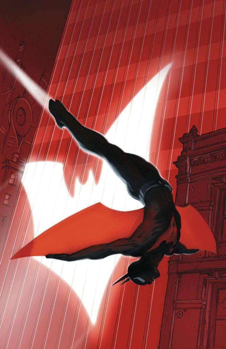 Batman Beyond #25 (Cover A Viktor Kalvachev)