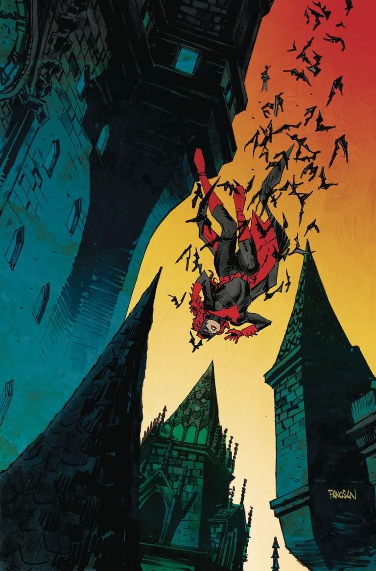 Batwoman #12 (Cover A Dan Panosian)