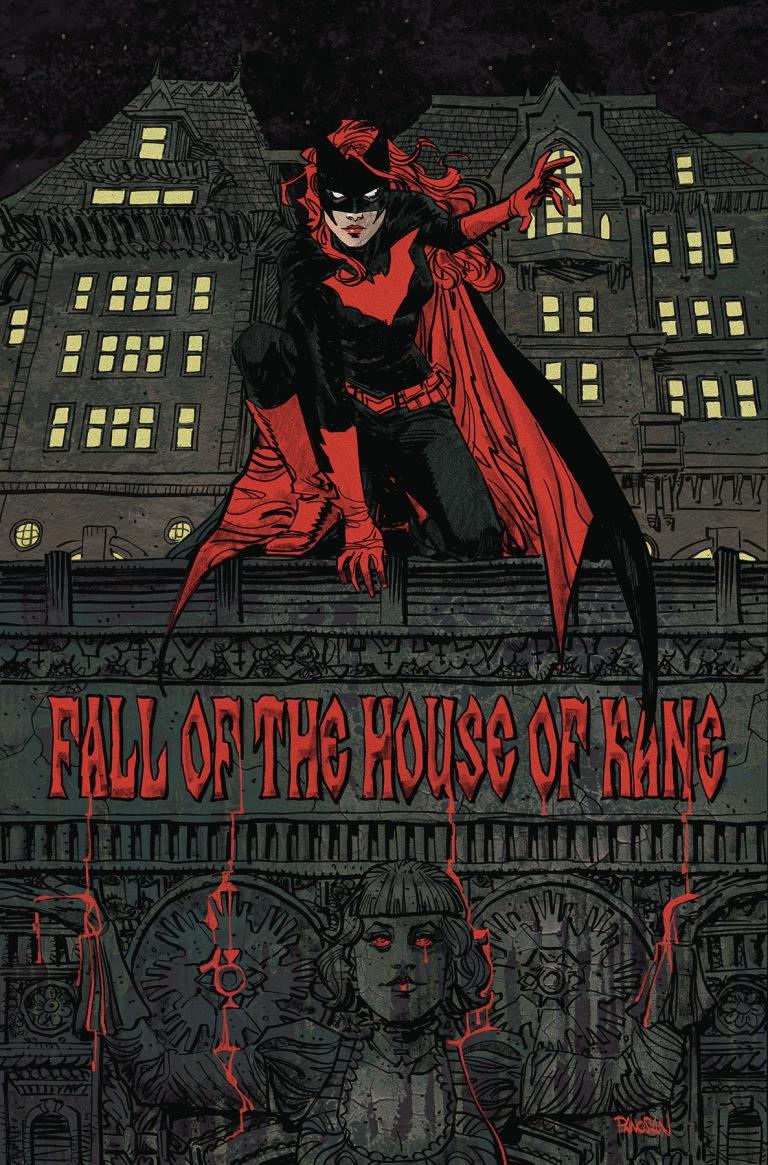 Batwoman #14 (Cover A Dan Panosian)