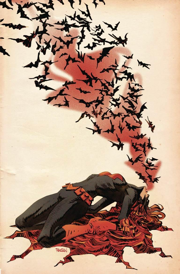 Batwoman #15 (Cover A Dan Panosian)