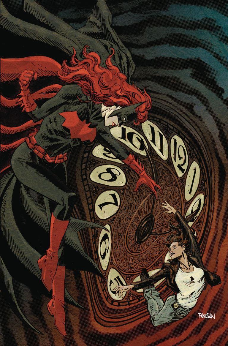 Batwoman #18 (Cover A Dan Panosian)