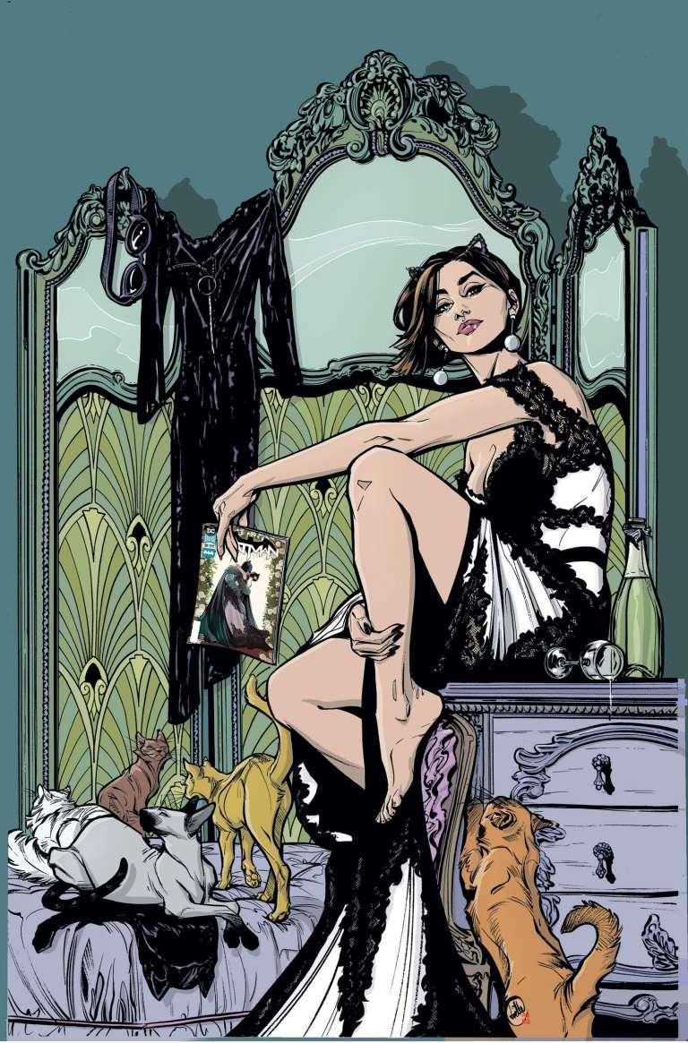 Catwoman #1 (Cover A Joelle Jones)