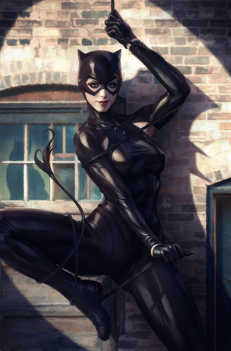 Catwoman #1 (Cover B Stanley Artgerm Lau)