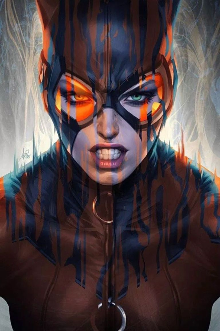 Catwoman #2 (Cover B Stanley Artgerm Lau)
