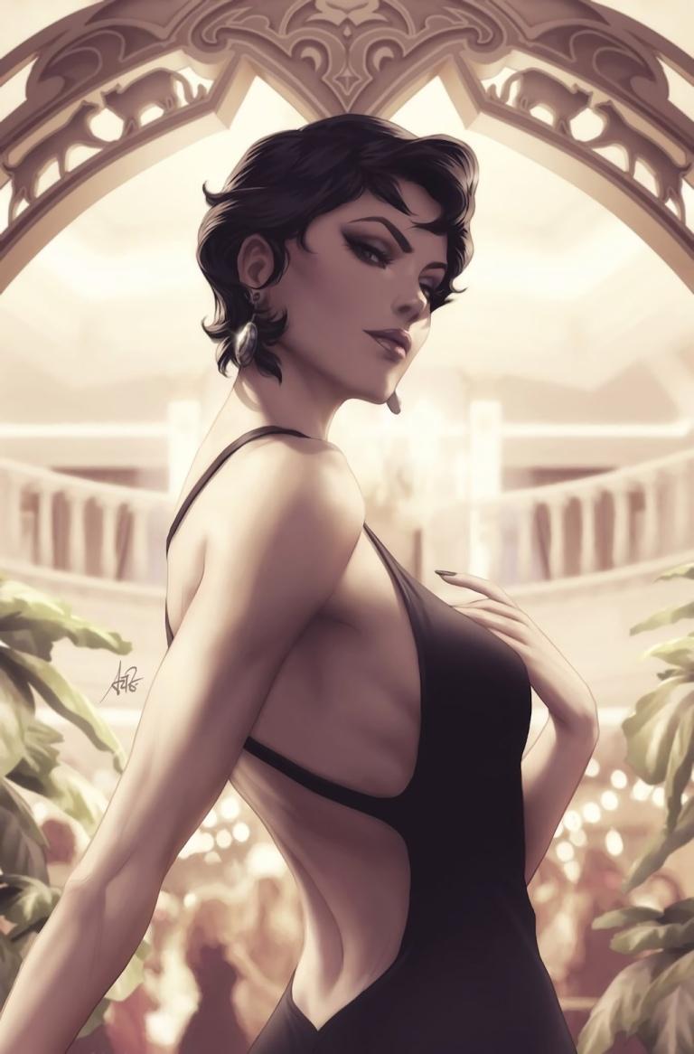 Catwoman #3 (Cover B Stanley Artgerm Lau)