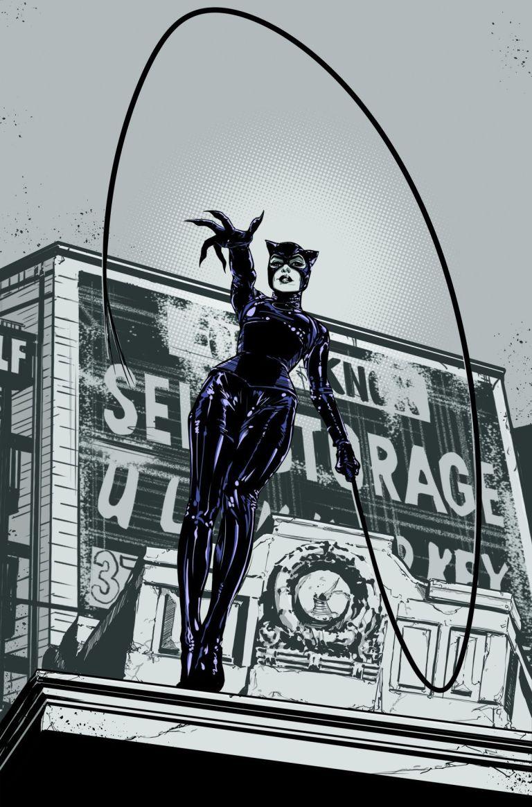 Catwoman #4 (Cover A Joelle Jones)