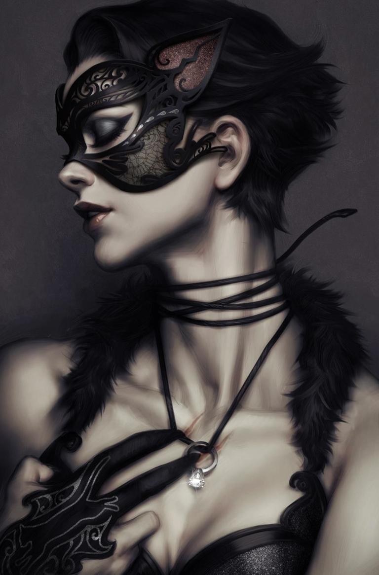 Catwoman #4 (Cover B Stanley Artgerm Lau)