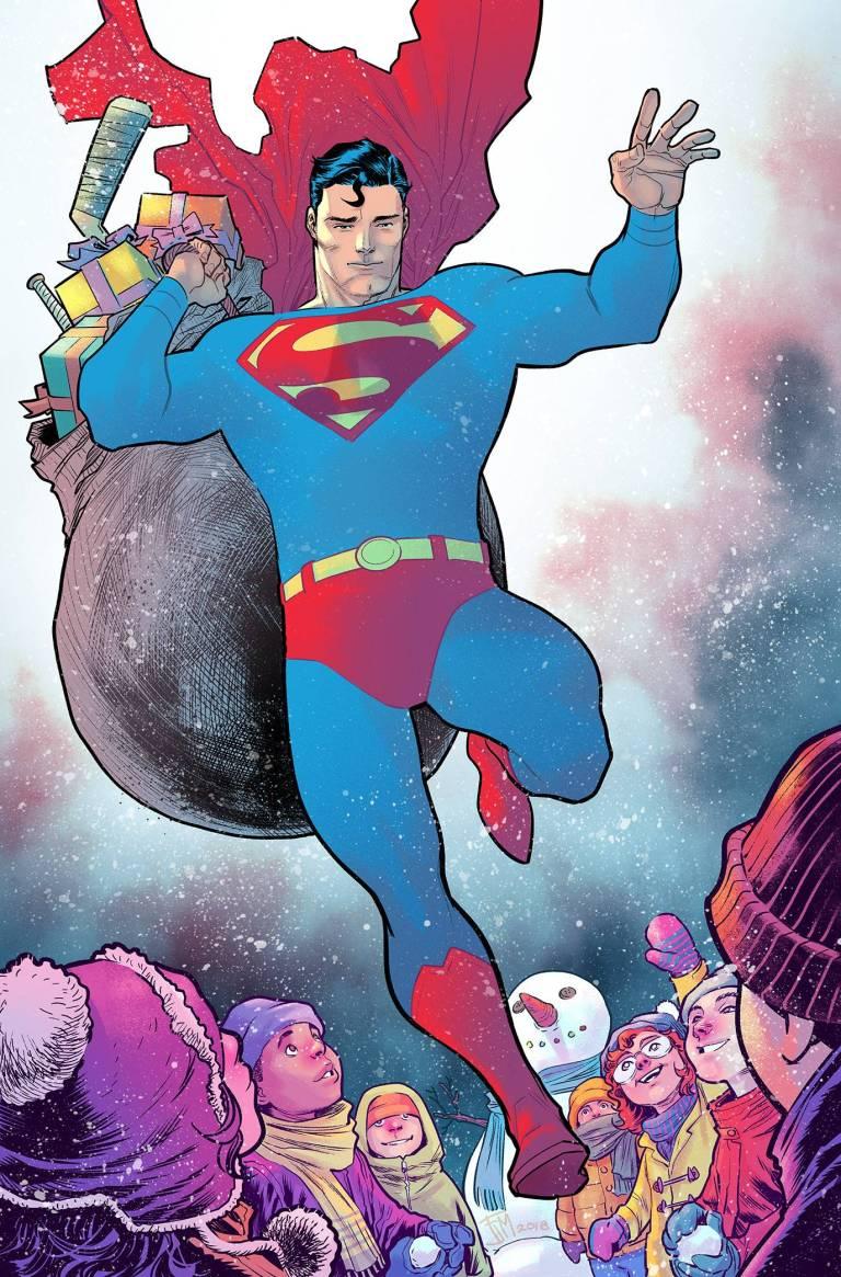 Action Comics #1005 (Cover B Francis Manapul)