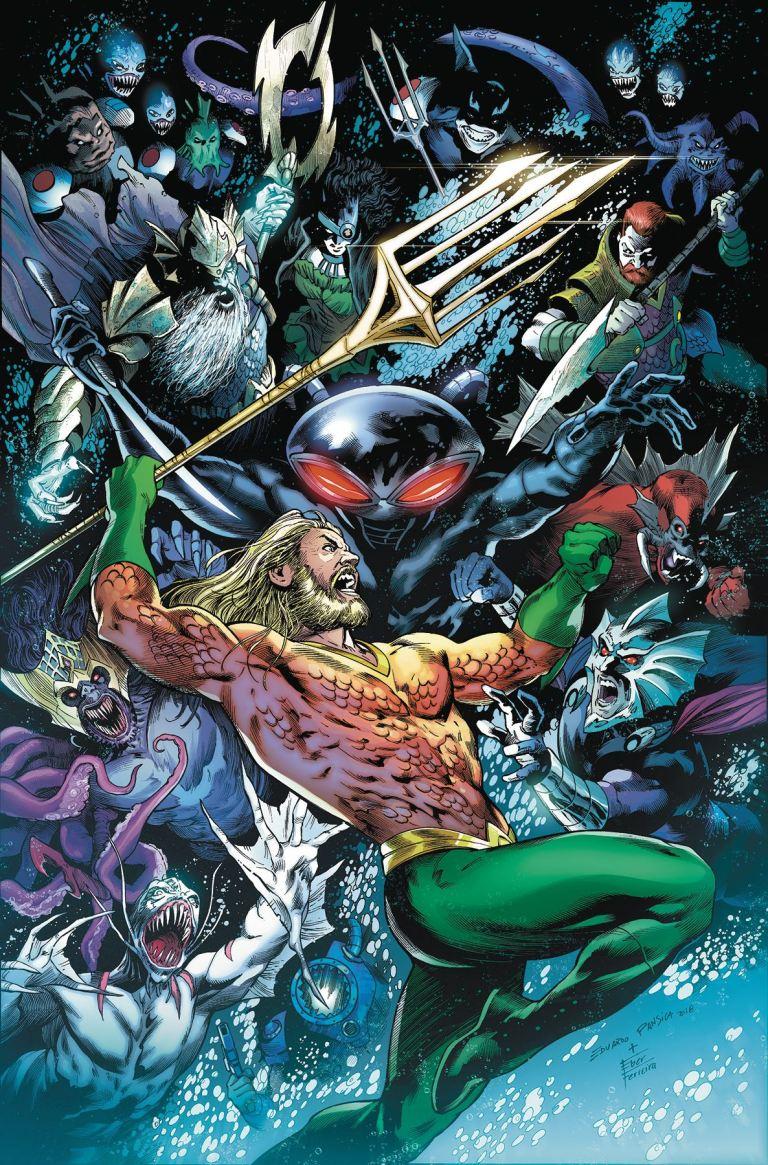 Aquaman #42 (Cover A Eduardo Pansica)