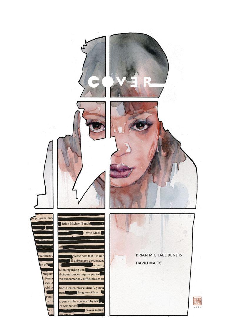 Cover #1 (Cover A David Mack)