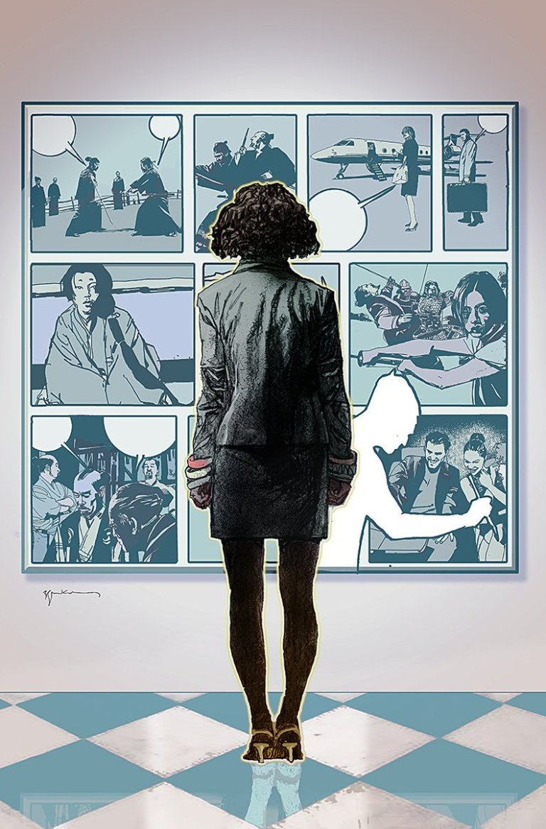 Cover #2 (Cover B Bill Sienkiewicz)