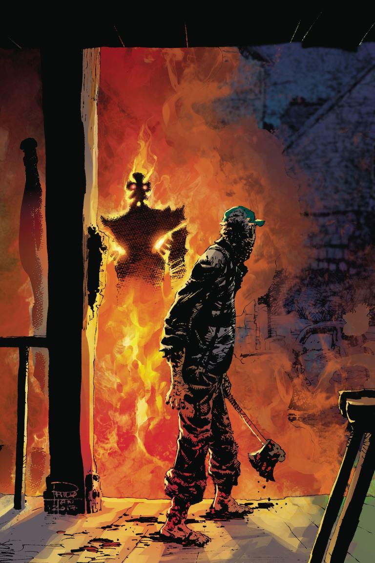 Curse Of Brimstone #2 (Philip Tan Cover)