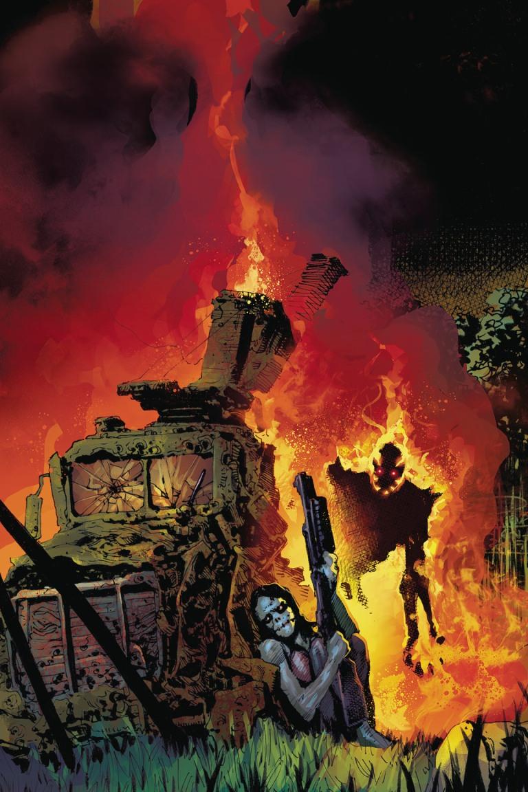 Curse Of Brimstone #3 (Philip Tan Cover)