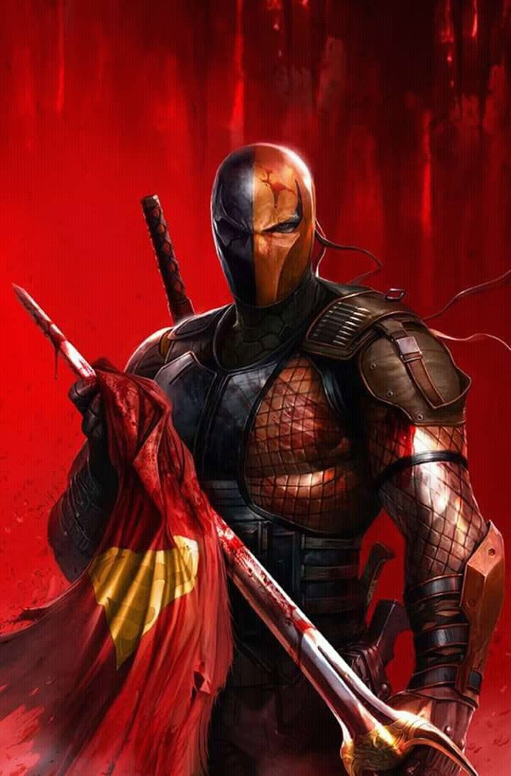 Deathstroke #30 (Cover B Francesco Mattina)