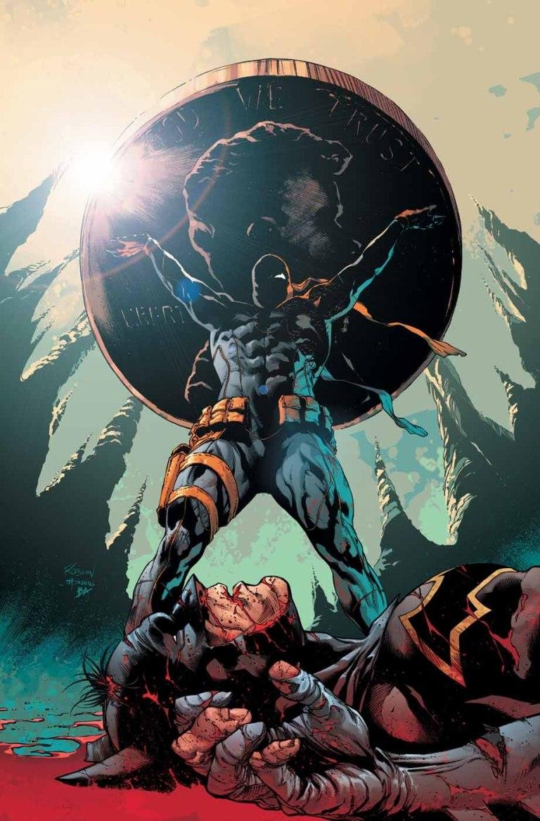 Deathstroke #34 (Cover A Robson Rocha & Daniel Henriques)