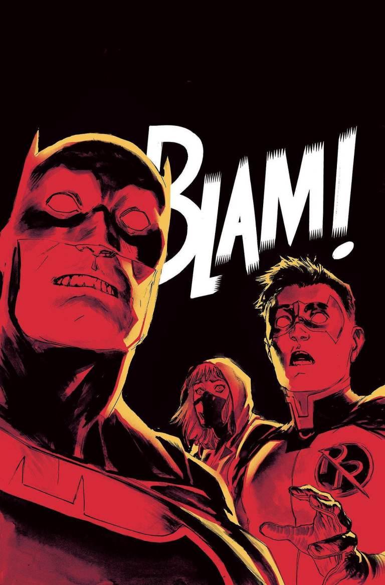 Detective Comics #973 (Cover B Rafael Albuquerque)