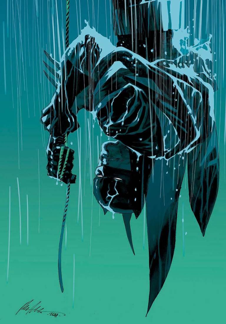 Detective Comics #974 (Cover B Rafael Albuquerque)