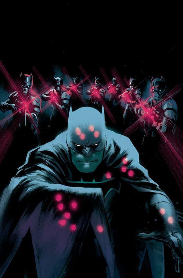 Detective Comics #977 (Cover B Rafael Albuquerque)