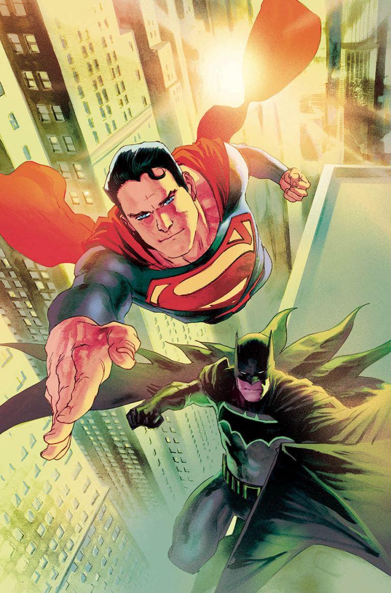 Detective Comics #978 (Cover B Rafael Albuquerque)