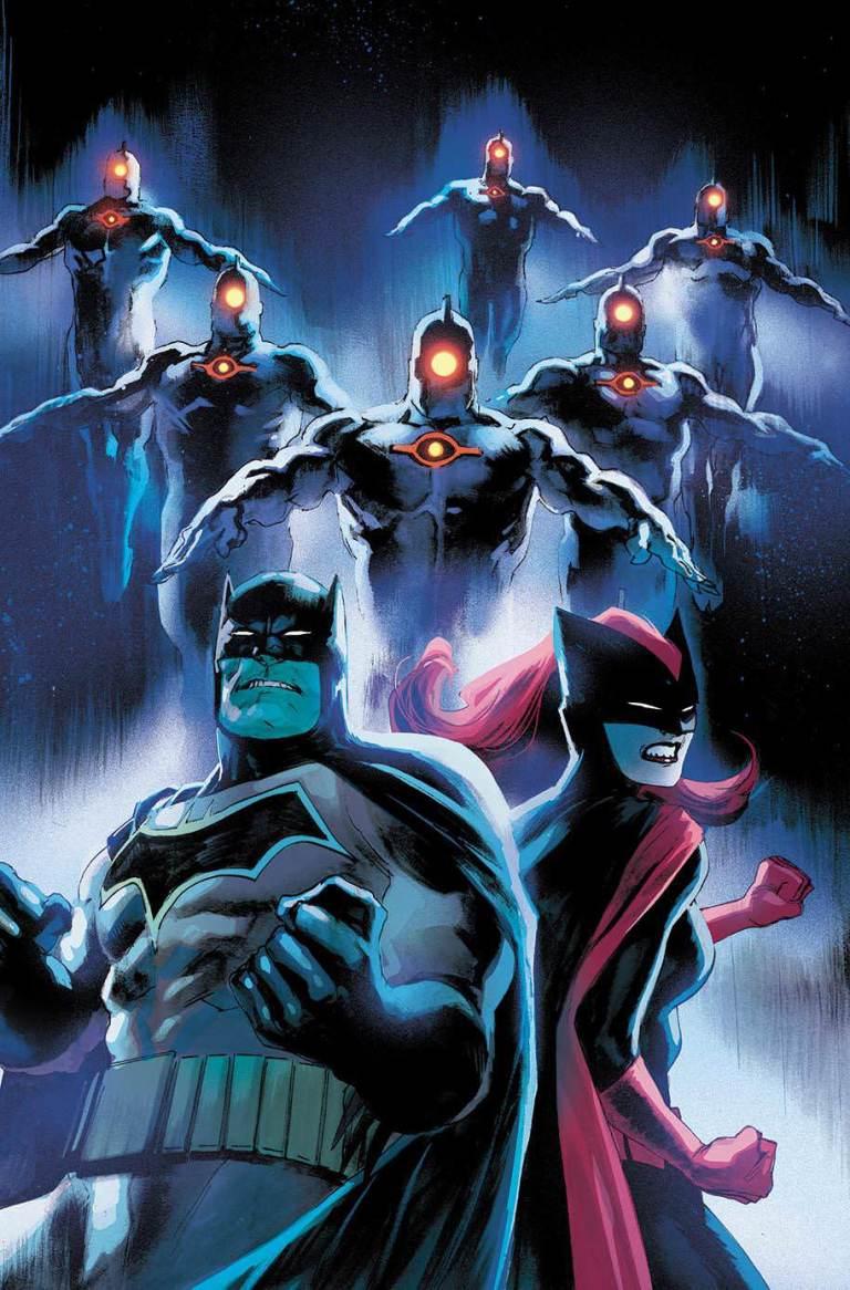 Detective Comics #979 (Cover B Rafael Albuquerque)