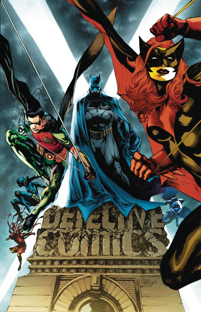 Detective Comics #981 (Cover A Eddy Barrows)