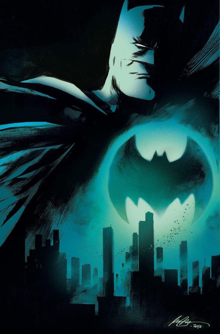 Detective Comics #981 (Cover B Rafael Albuquerque)
