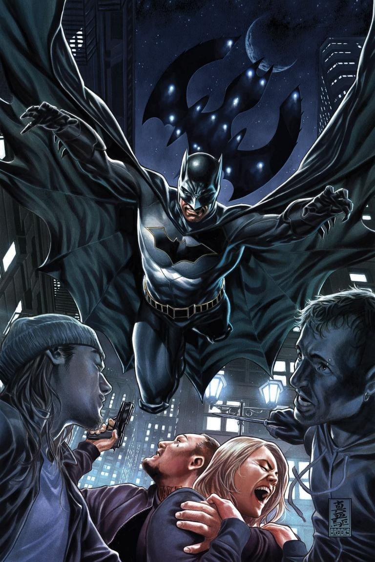 Detective Comics #982 (Cover B Mark Brooks)