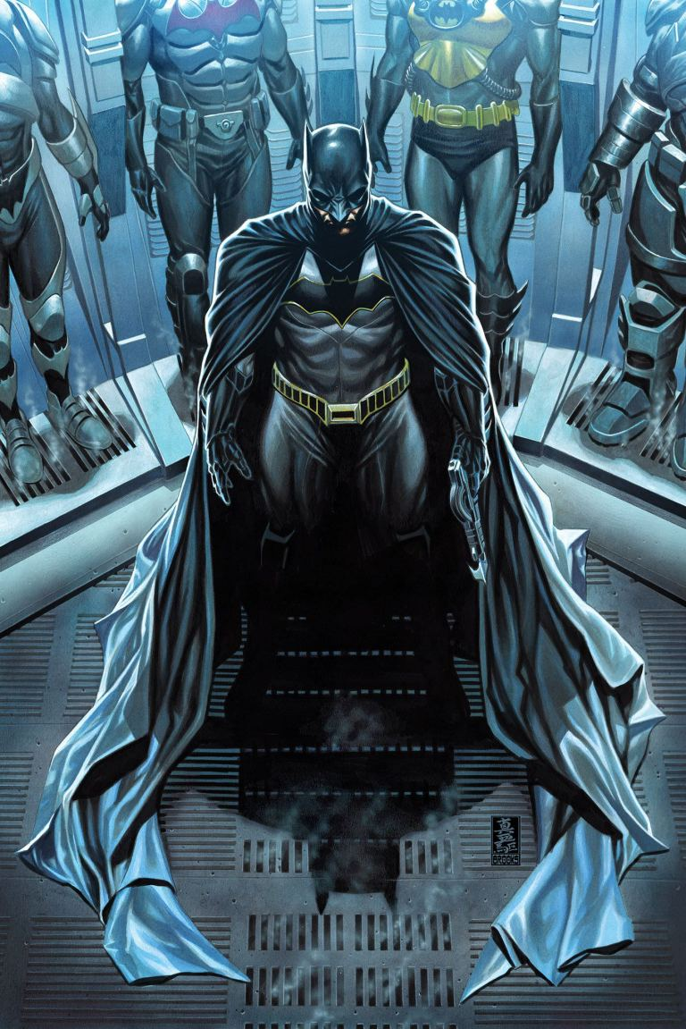 Detective Comics #983 (Cover B Mark Brooks)