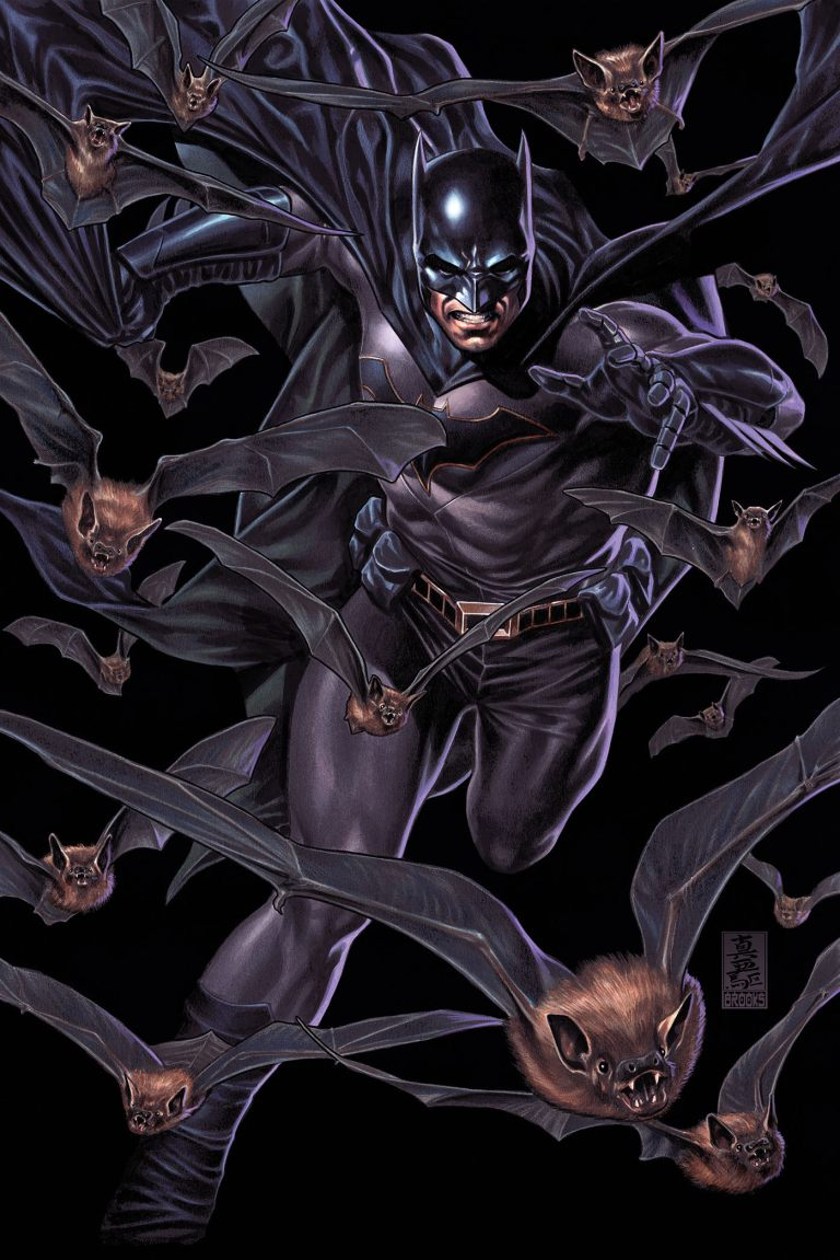 Detective Comics #985 (Cover B Mark Brooks)