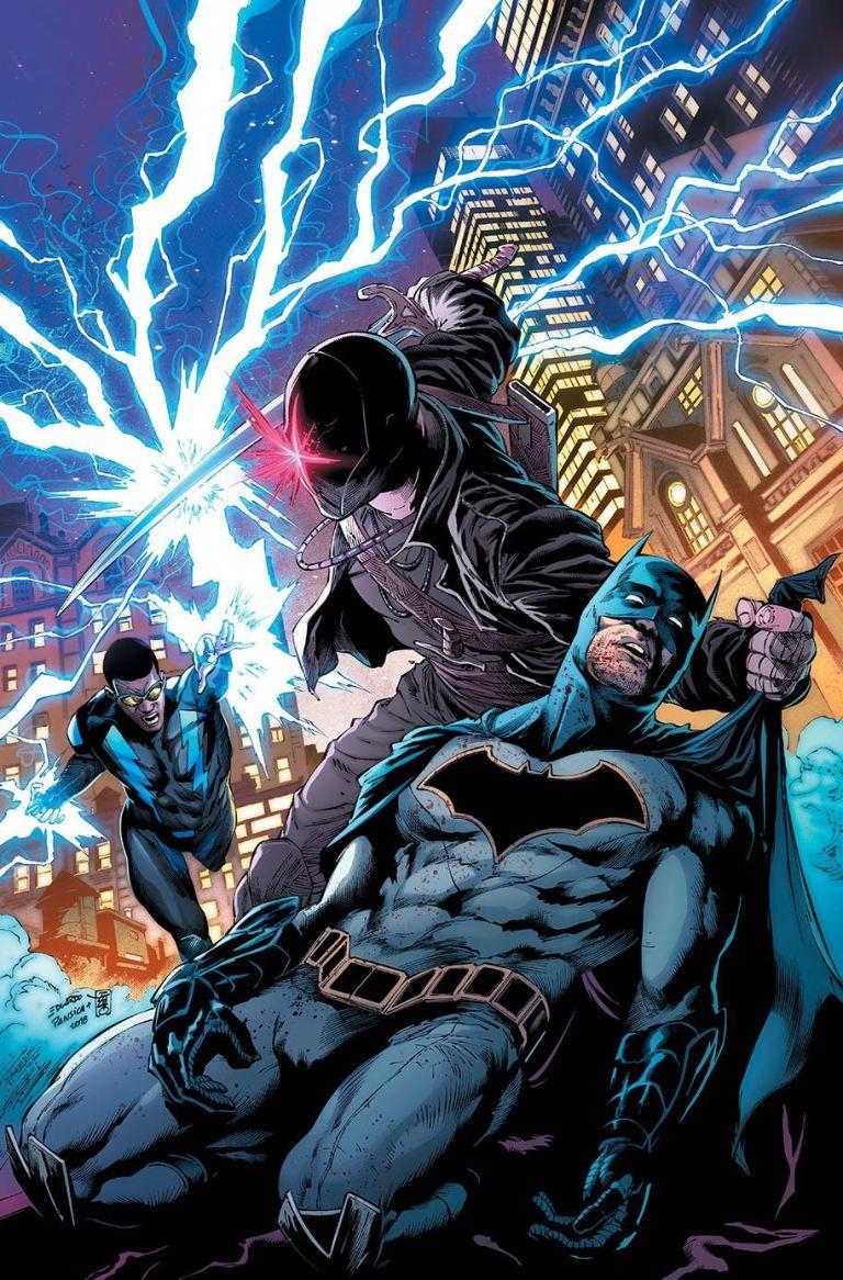 Detective Comics #986 (Cover A Eduardo Pansica & Julio Ferreira)