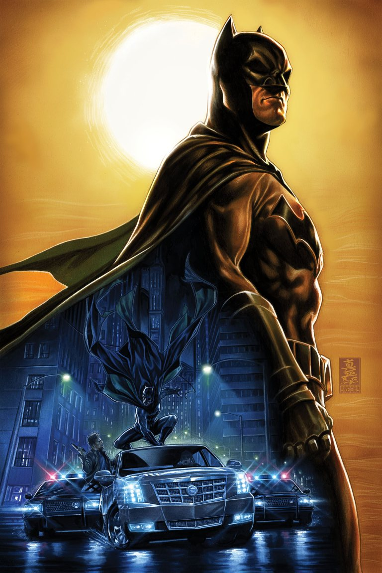 Detective Comics #987 (Cover B Mark Brooks)