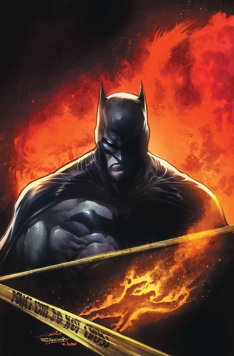 Detective Comics #988 (Cover A Stephen Segovia)