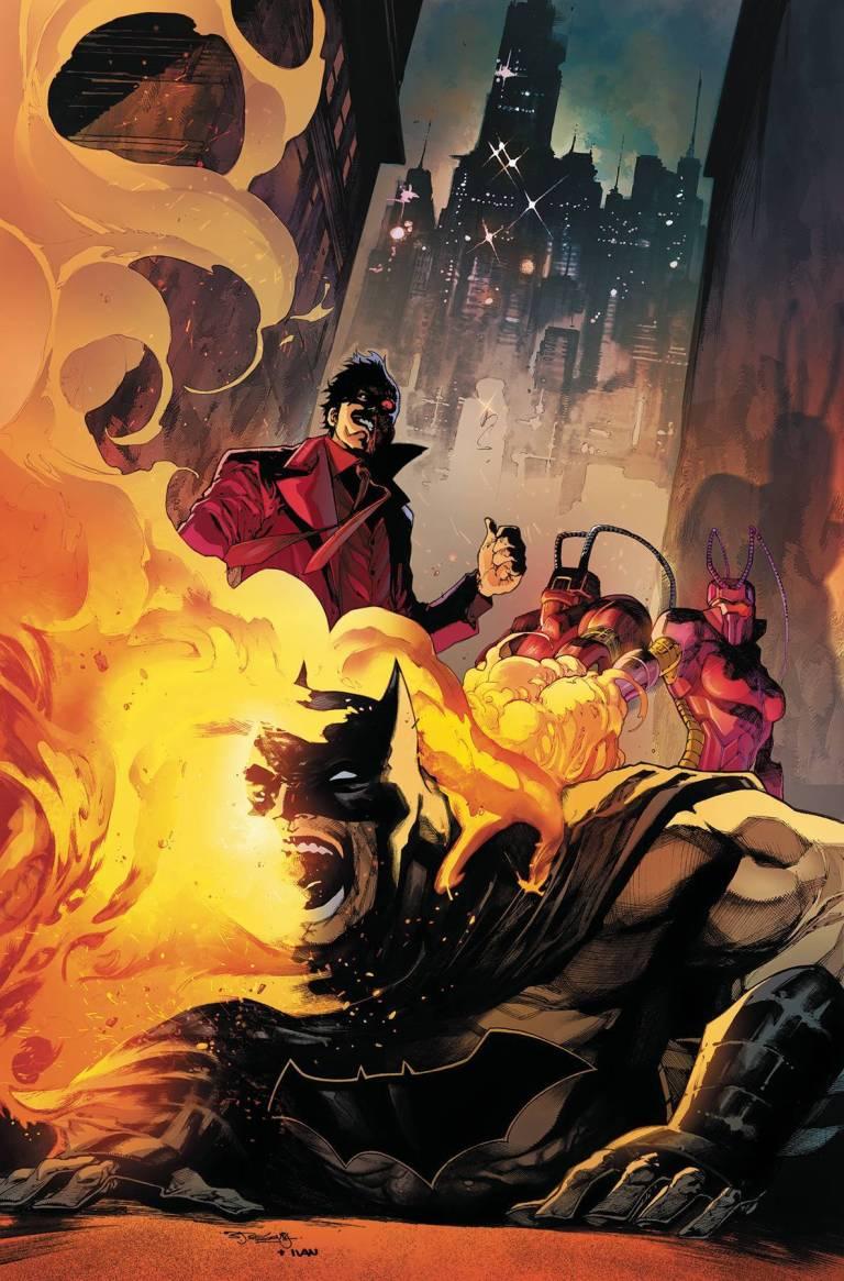 Detective Comics #989 (Cover A Stephen Segovia)