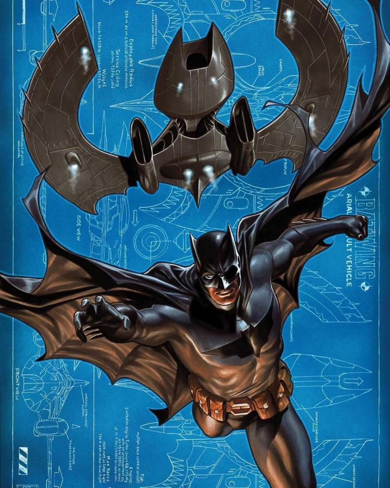 Detective Comics #989 (Cover B Mark Brooks)