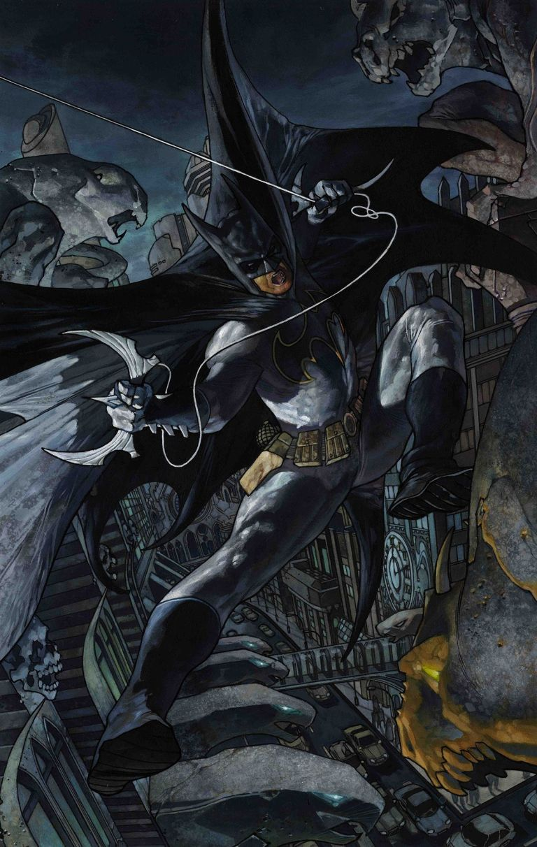 Detective Comics #990 (Cover B Mark Brooks)
