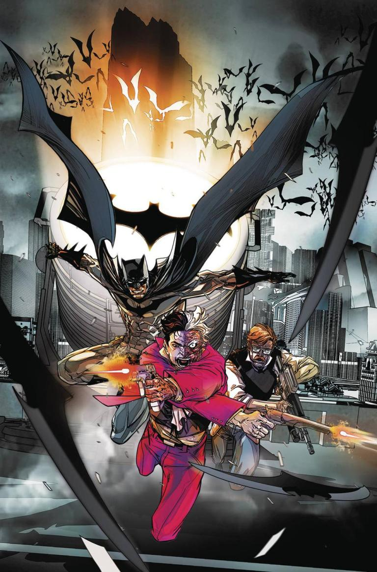 Detective Comics #991 (Cover A Carmine Di Giandomenico)