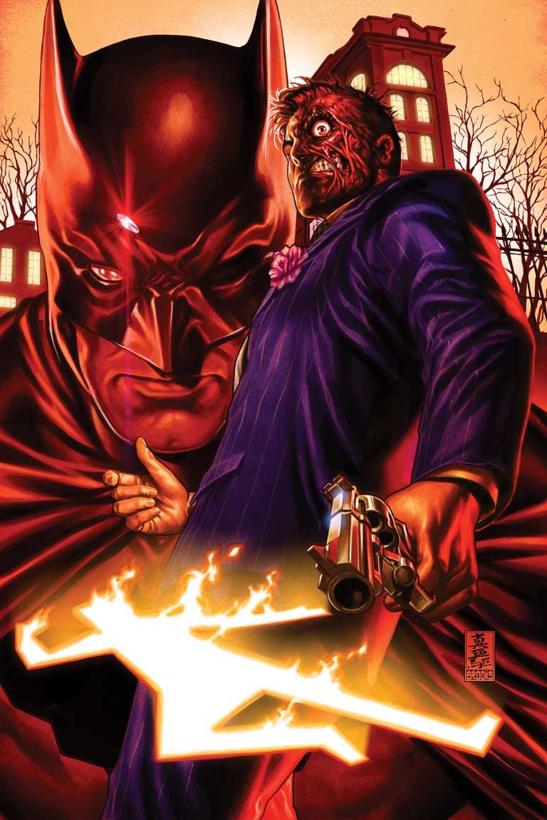Detective Comics #991 (Cover B Mark Brooks)